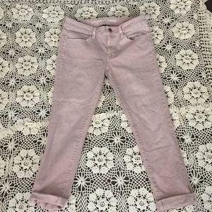 American Eagle crop Jeggings size 8